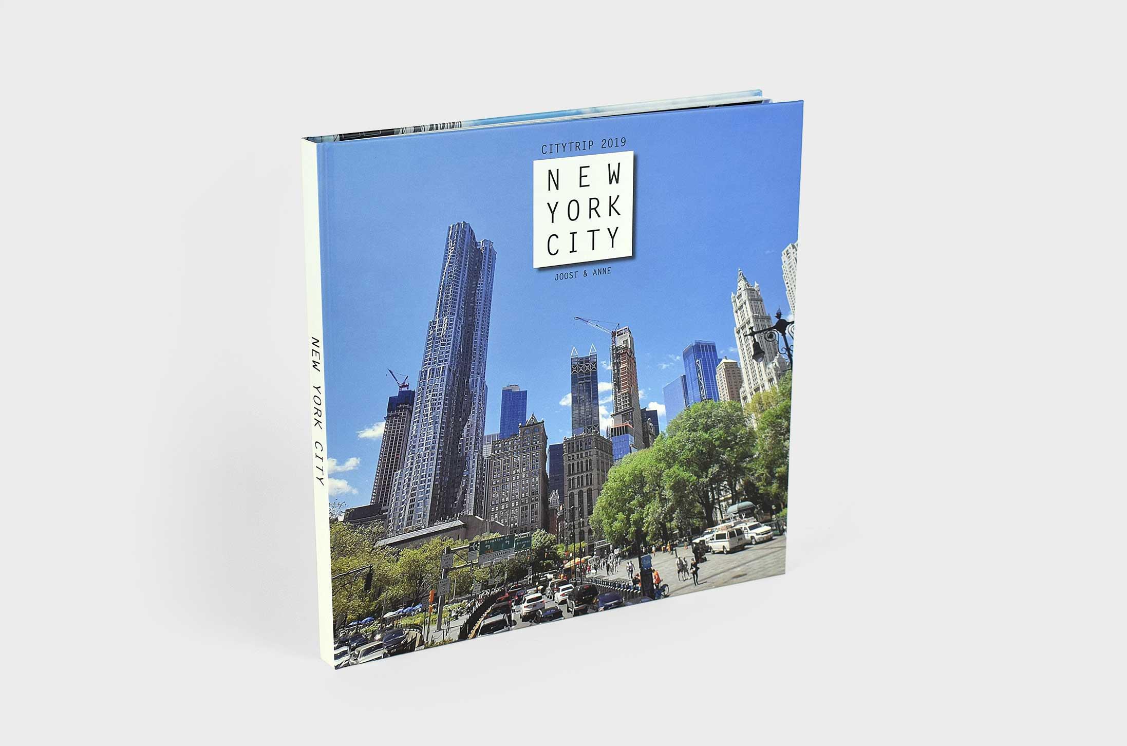 Fotoboek New York City