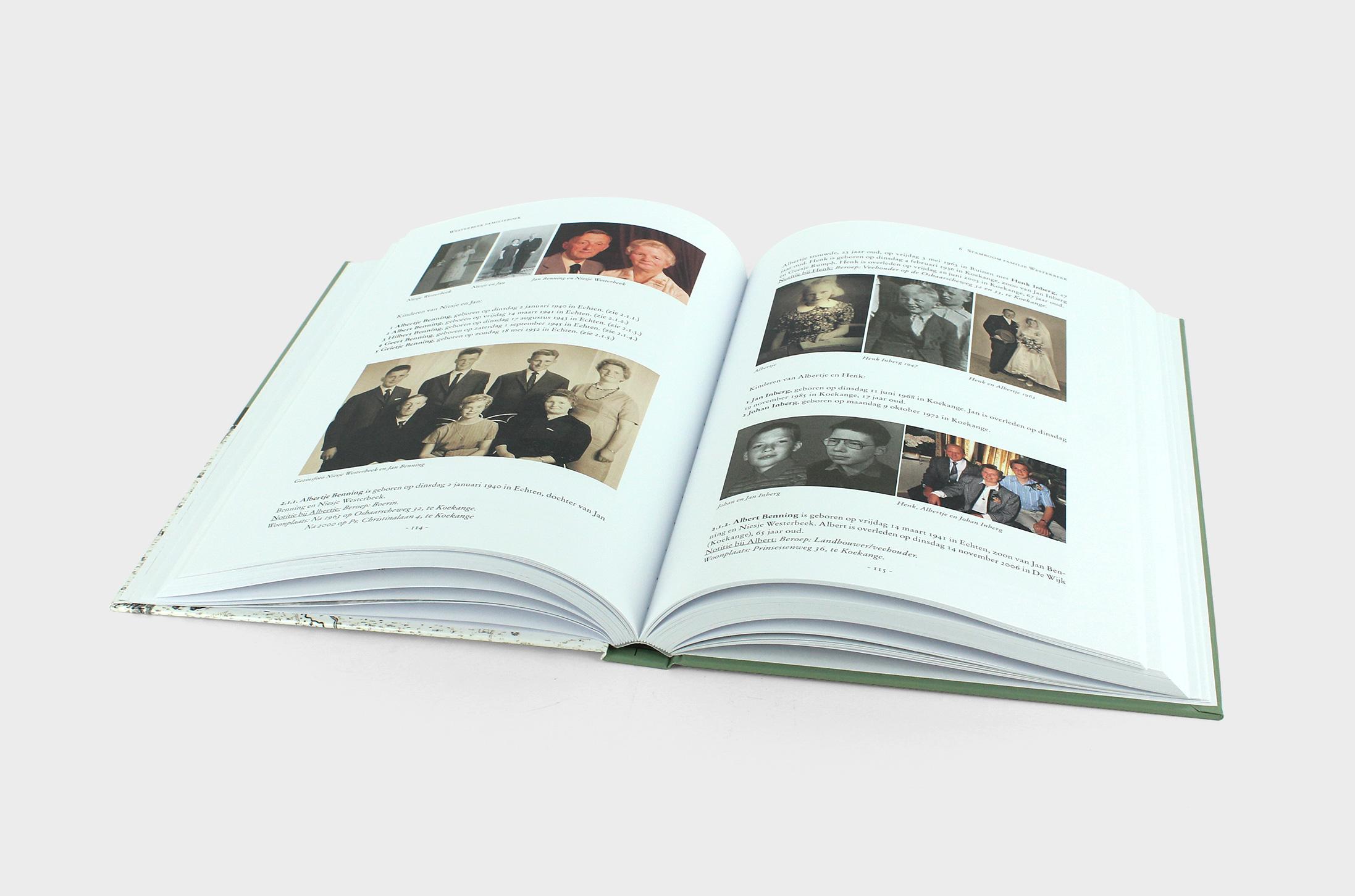 Westerbeek familieboek