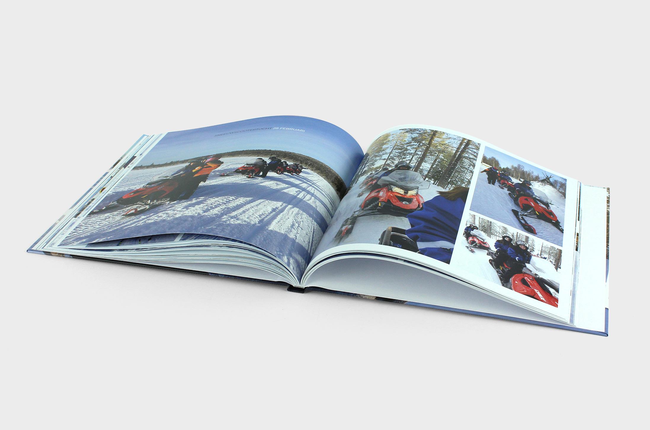 Fotoboek Fins Lapland – Levi