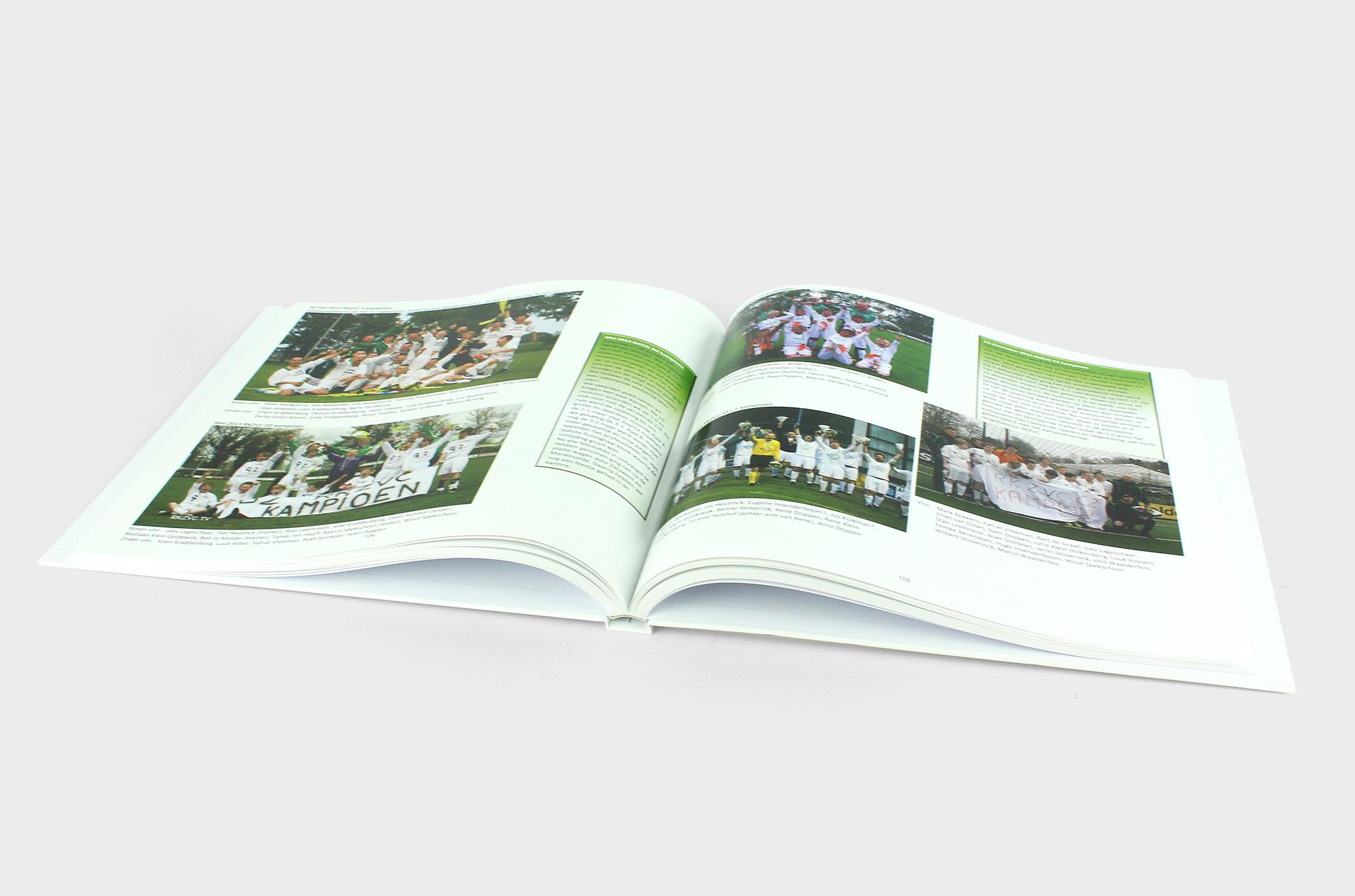 75 jaar voetbalgeschiedenis RKZVC – jubileumboek