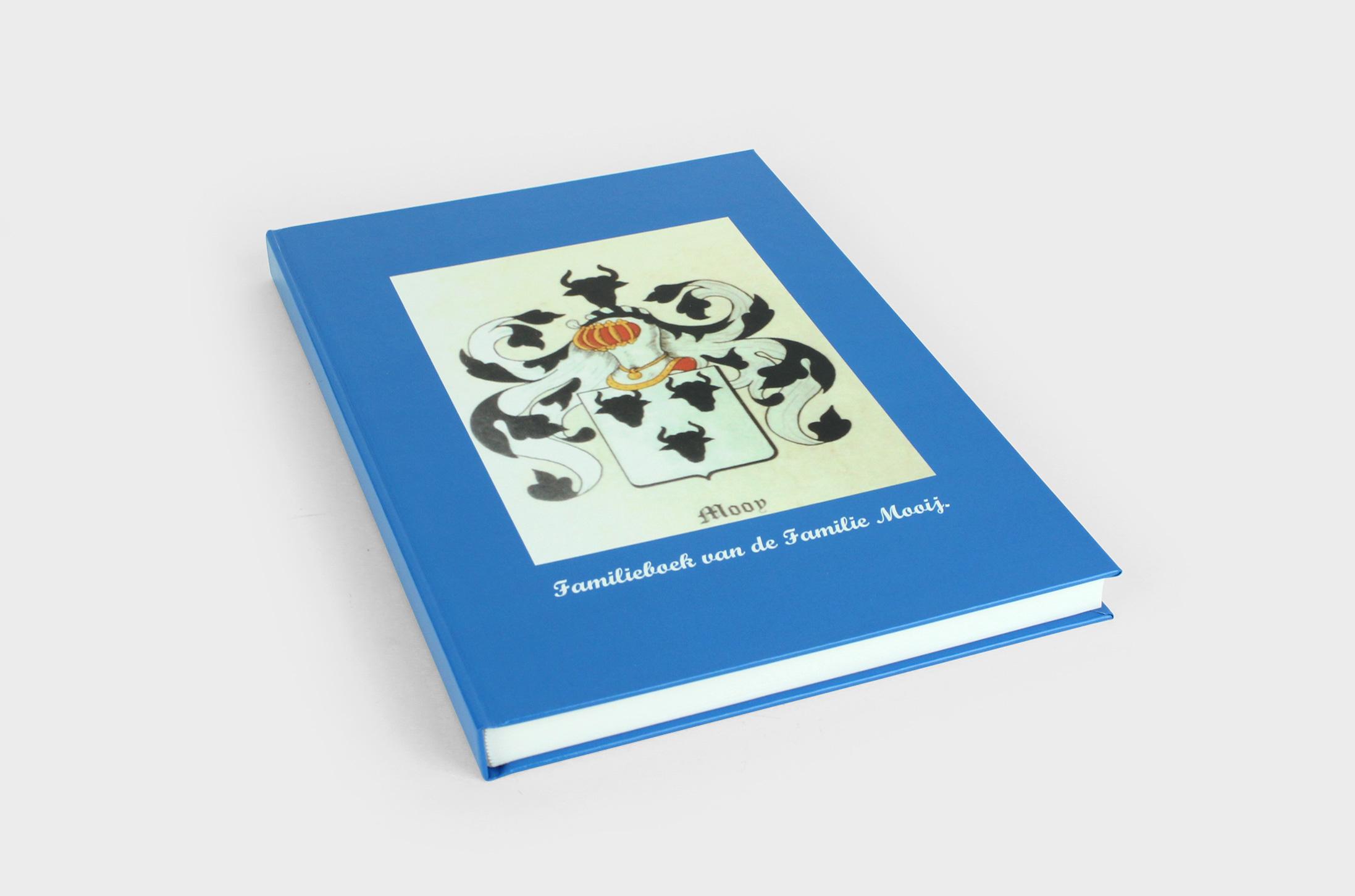 Familieboek van de familie Mooij