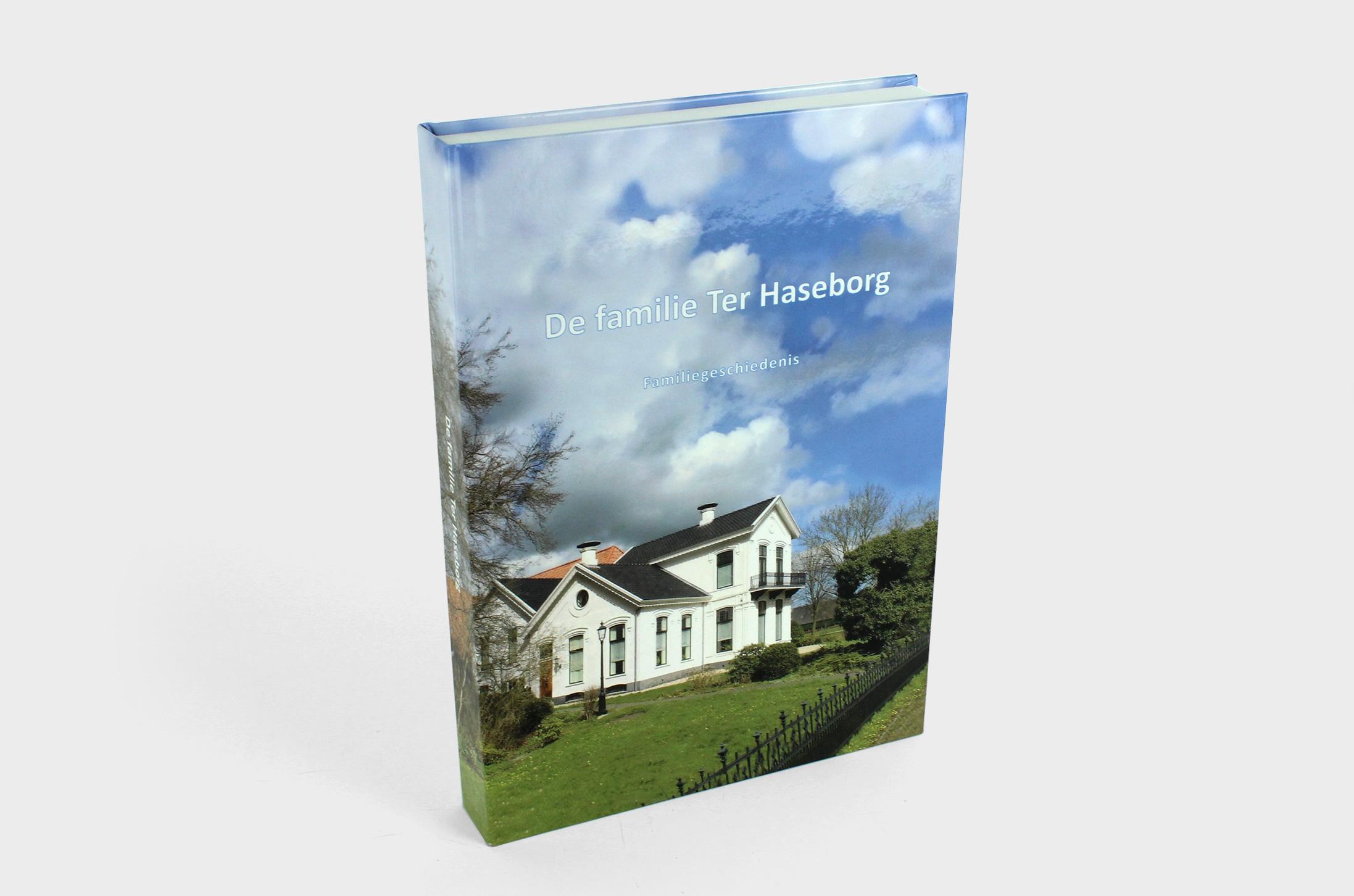 Familie ter Haseborg – Familieboek