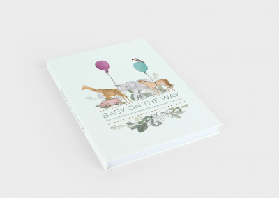 boek-hardcover-baby-on-the-way-