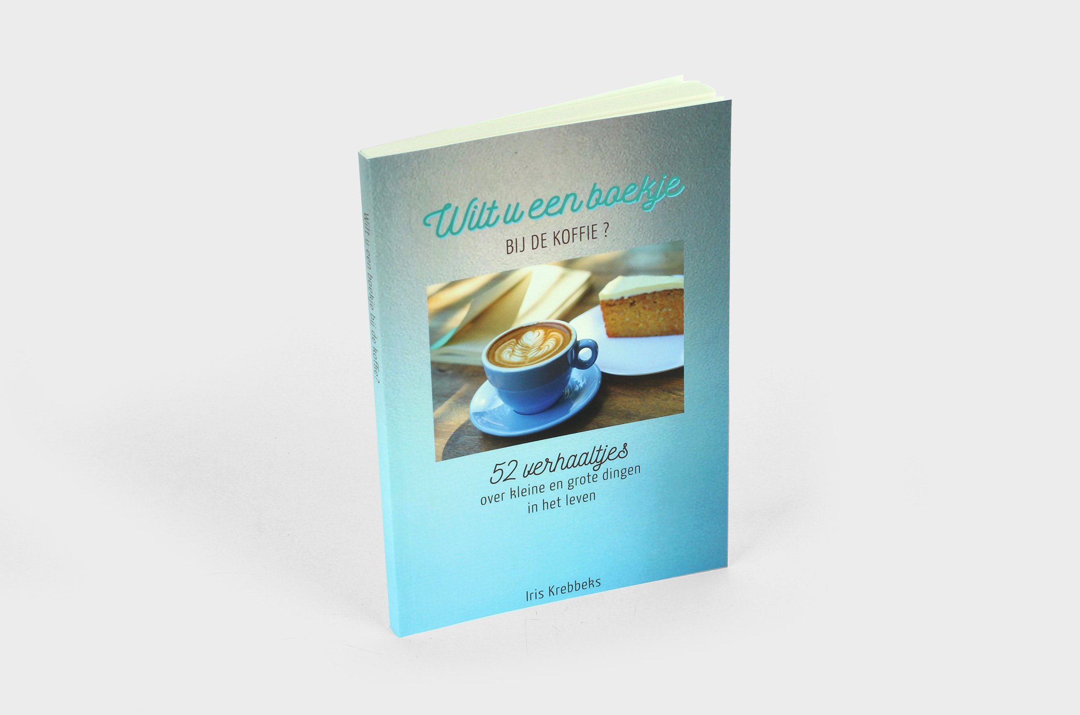 Wilt u een boekje bij de koffie?