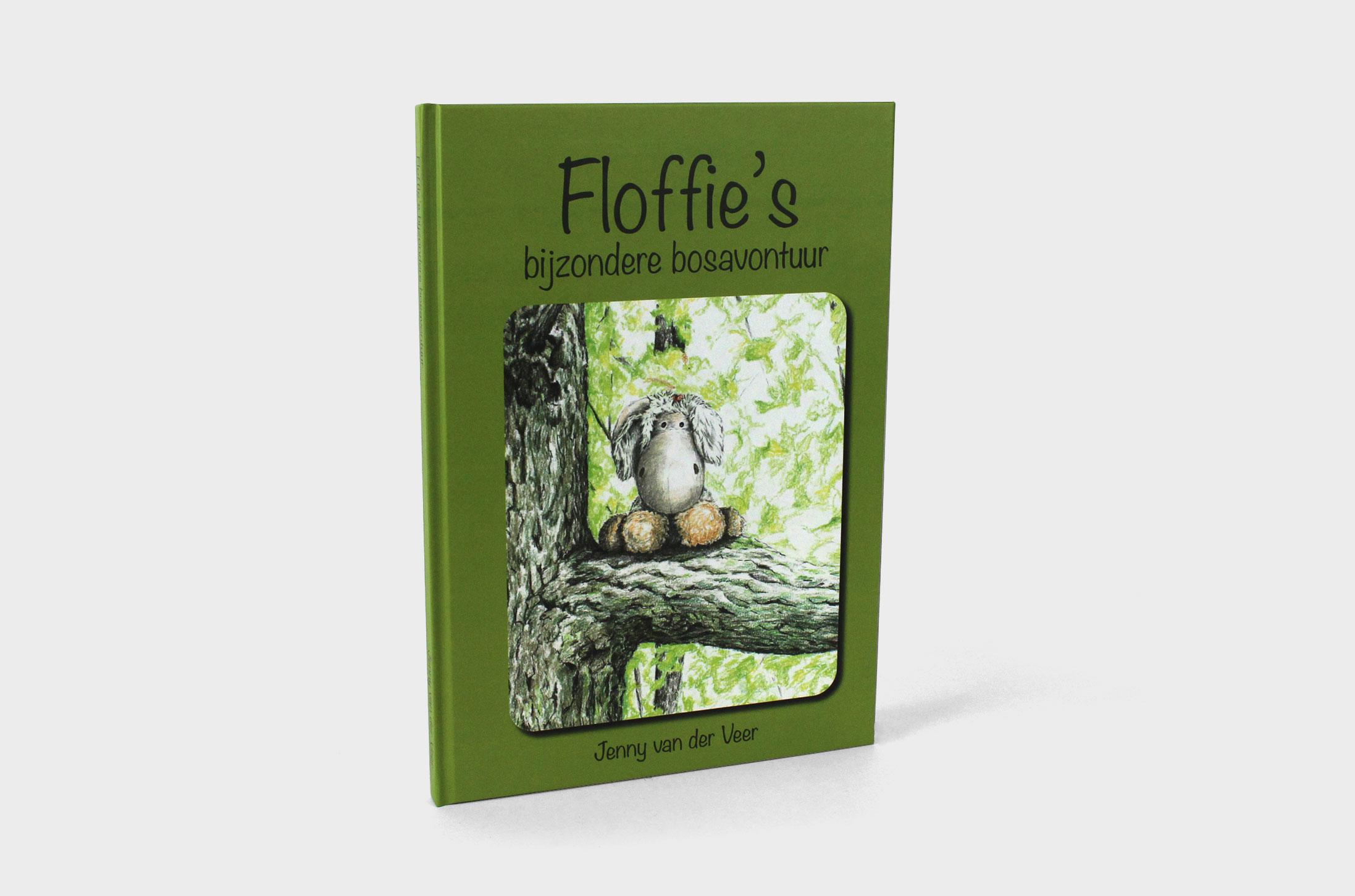 Floffie's bijzondere bosavontuur